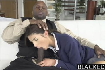 First time blacked girls - August Ames