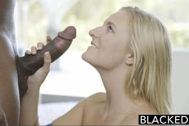 Blacked interracial sex - Payton Simmons