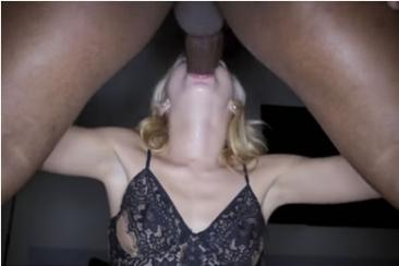Arya Fae - this BBC was almost too big