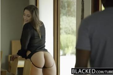 Abella Danger - seducing in black