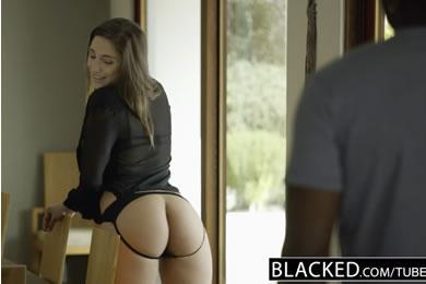 Interracial sex - Abella Danger