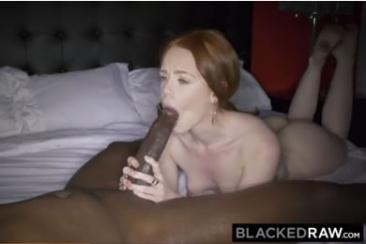 Ella Hughes - first sex with Mandingo