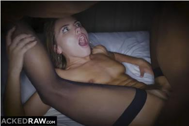 Interracial sex - Adriana Chechik