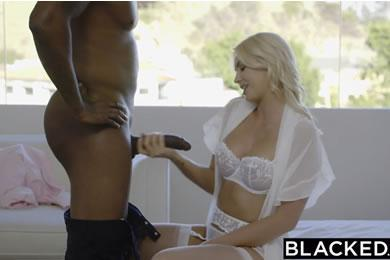 Interracial sex - Gigi Allens