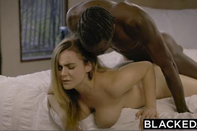 Interracial sex - Natasha Nice