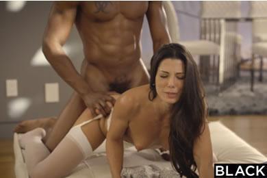 Interracial sex - Alexa Tomas
